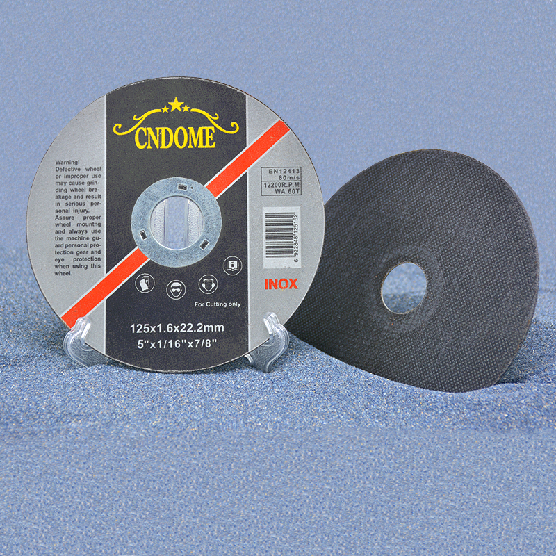 Flat-Shaped Abrasives Type 125 Cutting Disc Cutting of Grinding Wheel for Metal